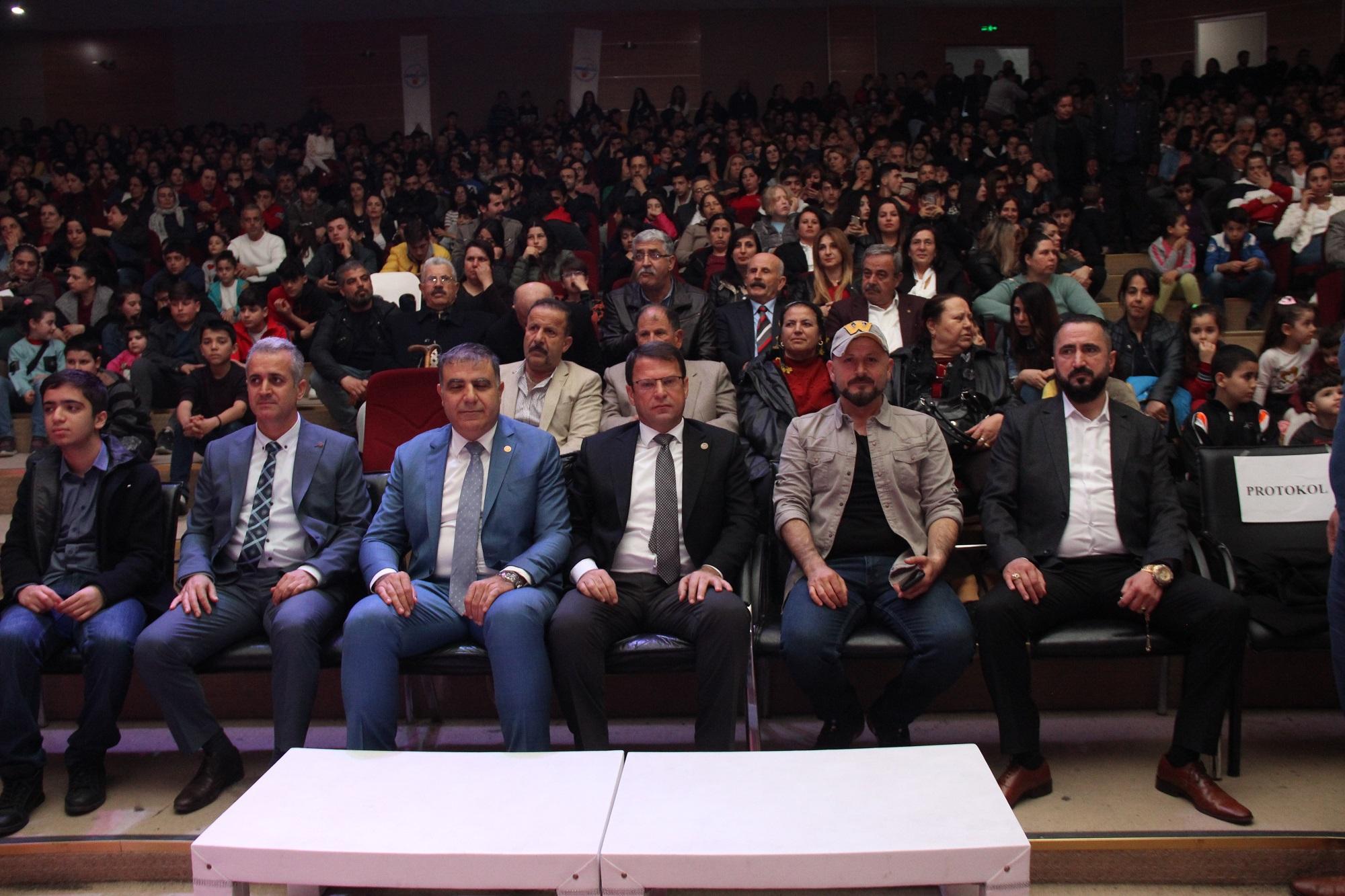 """""""Hasan Fiso 2"""" film galasına yoğun ilgi"""