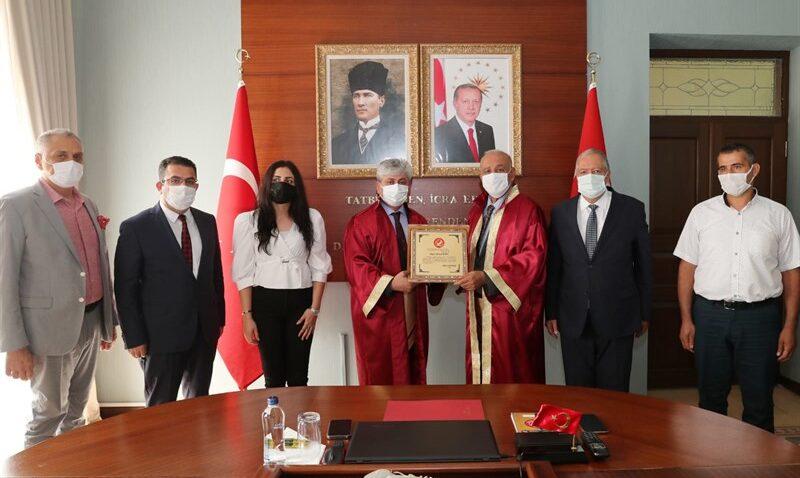 Türkiye'de yılın ahisi Hatay'dan