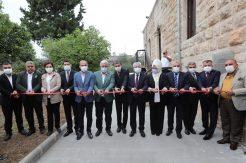 Cemil Meriç Kültür Evi törenle hizmete açıldı