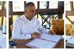 Kozkalesi için Mimari Belgeleme ve Yüzey Araştırma Projesi protokolü imzalandı