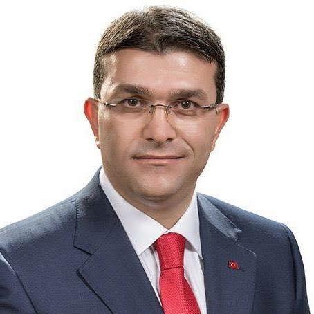 AK Parti Hatay'da yeni başkan Adem Yeşildal