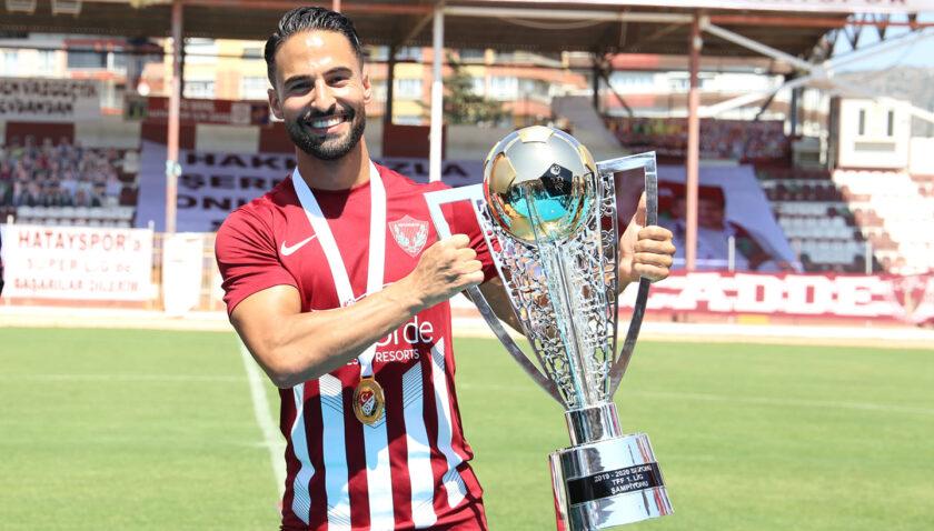 Helder Barbosa, Hatayspor'dan ayrıldı