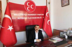 Başkan Türk'ten bayram mesajı