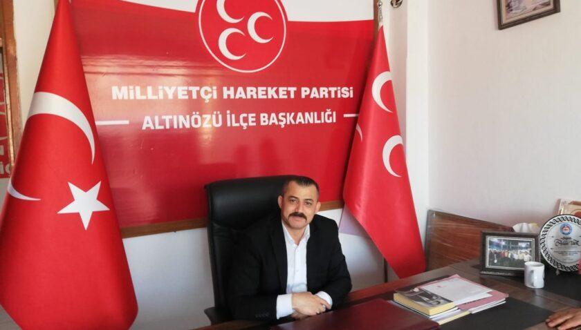 """Başkan Türk, üreticiye destek Afrin yağına """"denetim"""" istedi"""