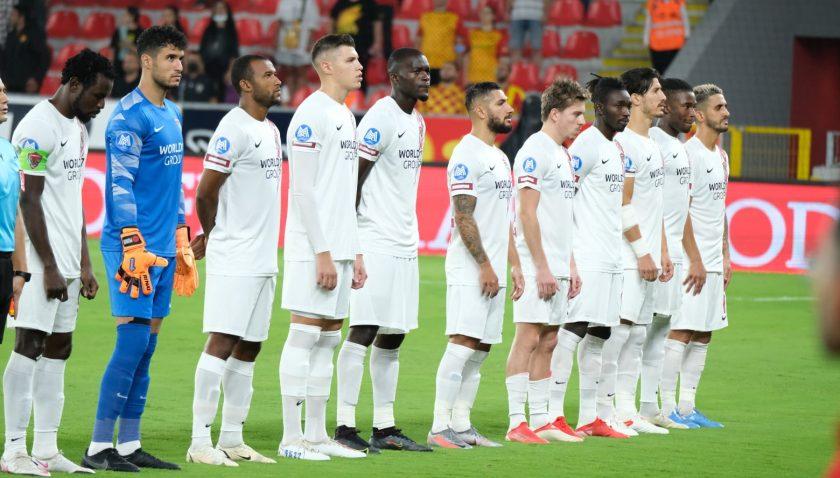 Hatayspor Fenerbahçe'yi yenerse liderliğe yükselecek