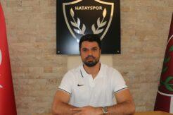 Hatay'ın gururu Gökhan Zan, Hatayspor'un başarısı için ter dökmeye devam edecek