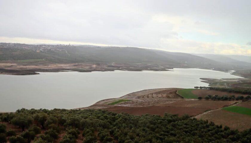 Yarseli Barajı nefes aldı!