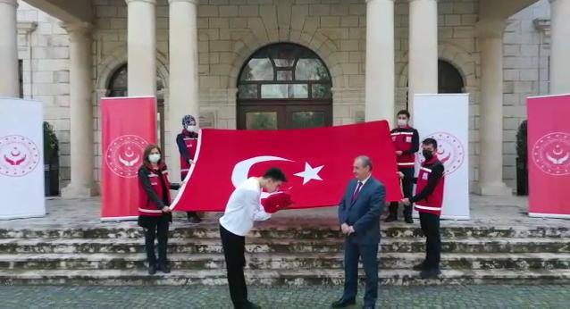 Anadolu Gönül Yolu, 81 Genç 81 Bayrak!