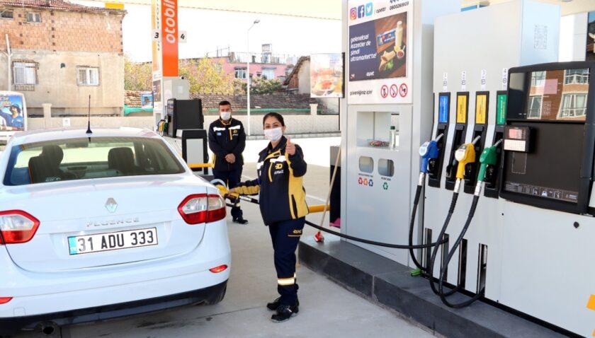 Opet Hek Petrol hizmete başladı