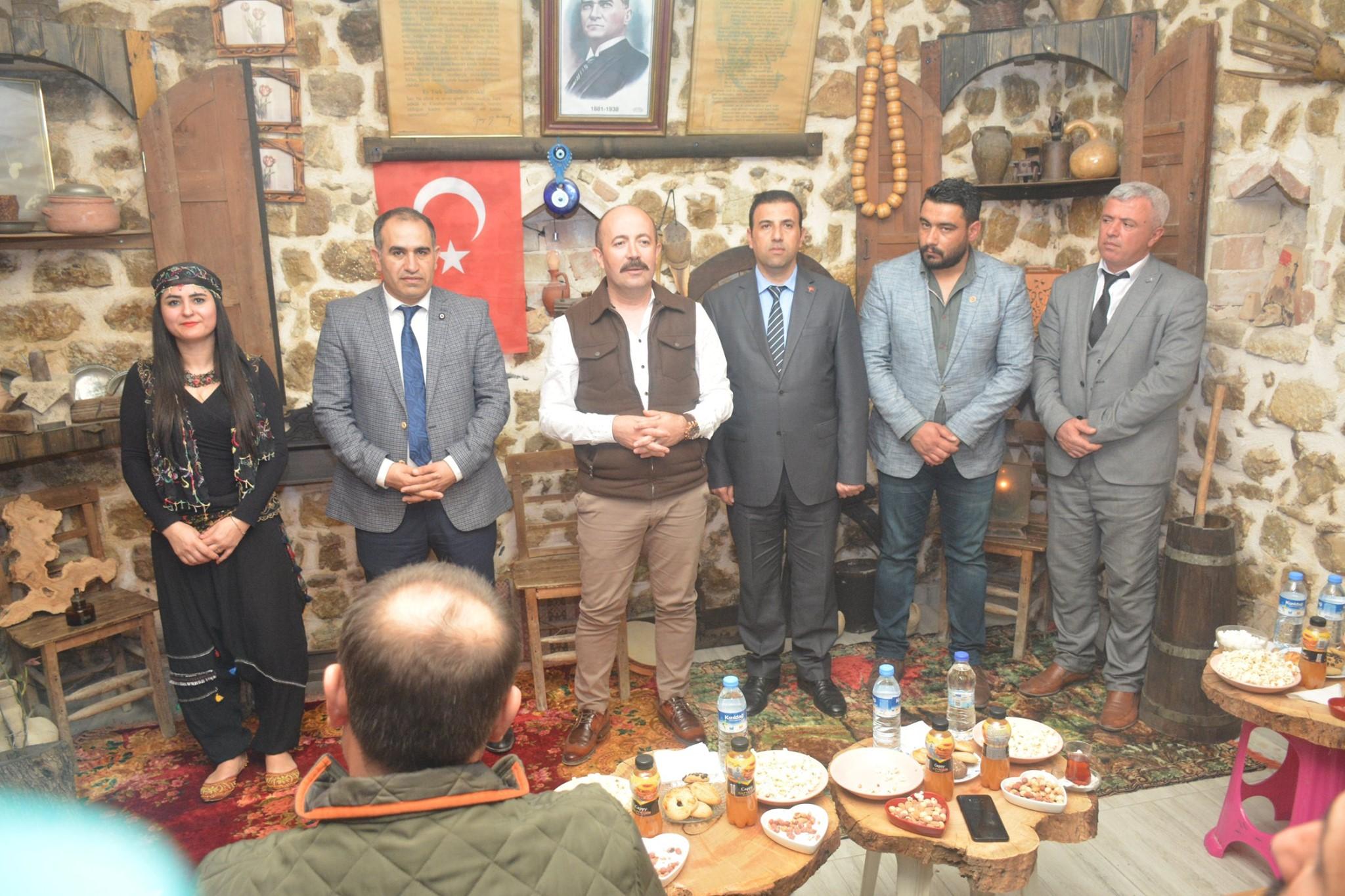 Anadolu Masalları Karbeyaz'da