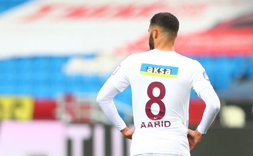 Rayane Aabid, Hatayspor'a sırt çevirdi!
