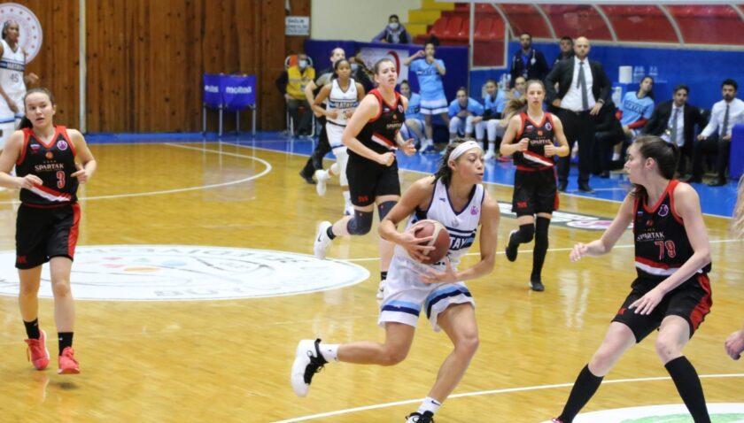 Nefes kesen maçta gülen HBB Spor oldu: 77-72
