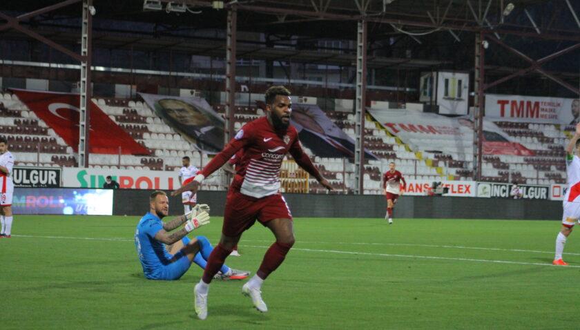 Nefes kesen maç Hatayspor'un 3-2