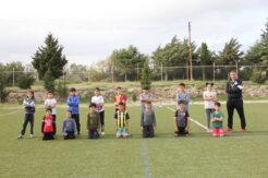 Amacımız Altınözü'nde futbolu geliştirmek