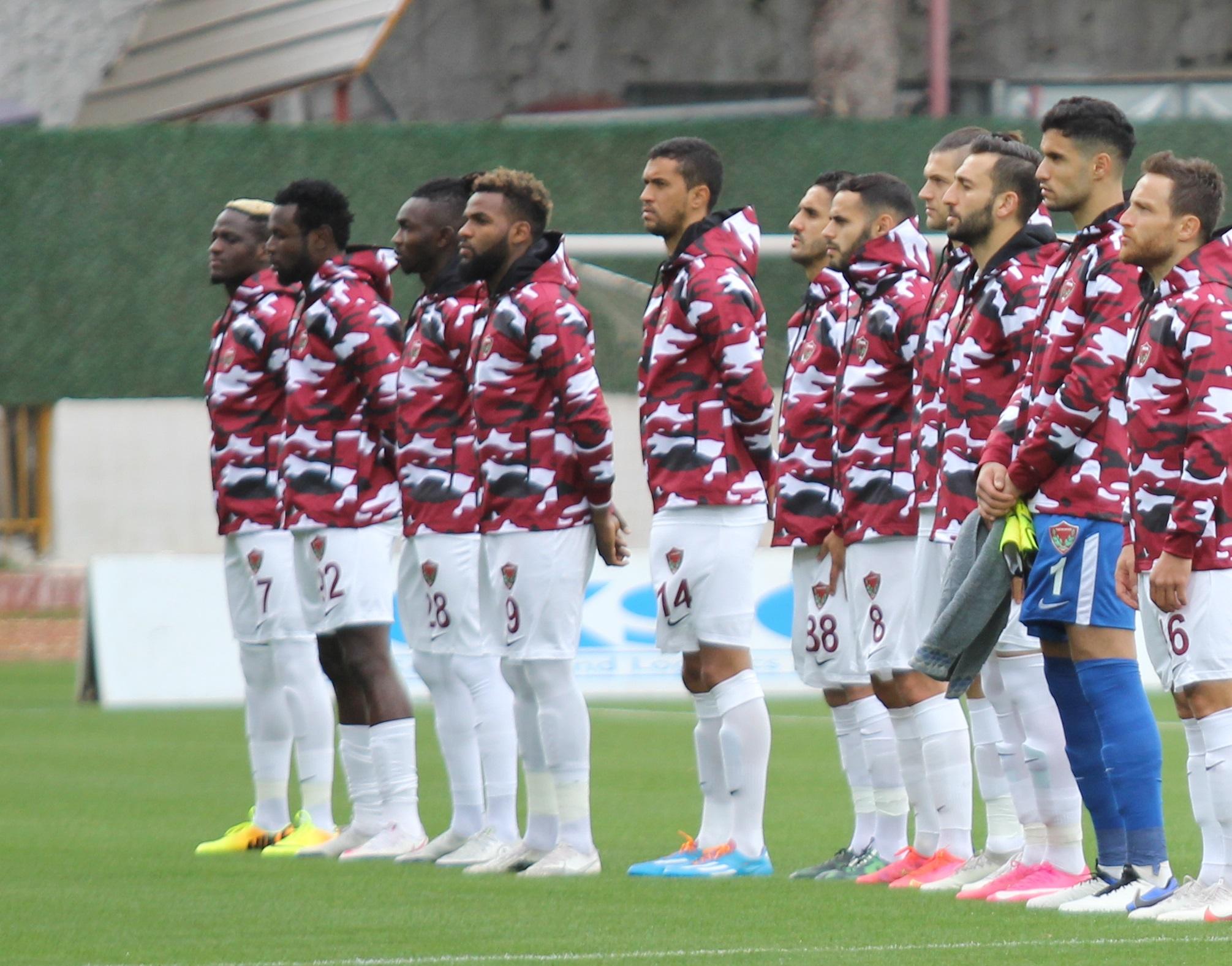 Hatayspor'da 11 oyuncunun sözleşmesi 30 Haziran'da bitiyor!