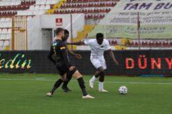 Diouf atmaya devam ediyor