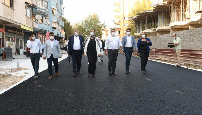 Antakya'da yapılmamış yol kalmayacak