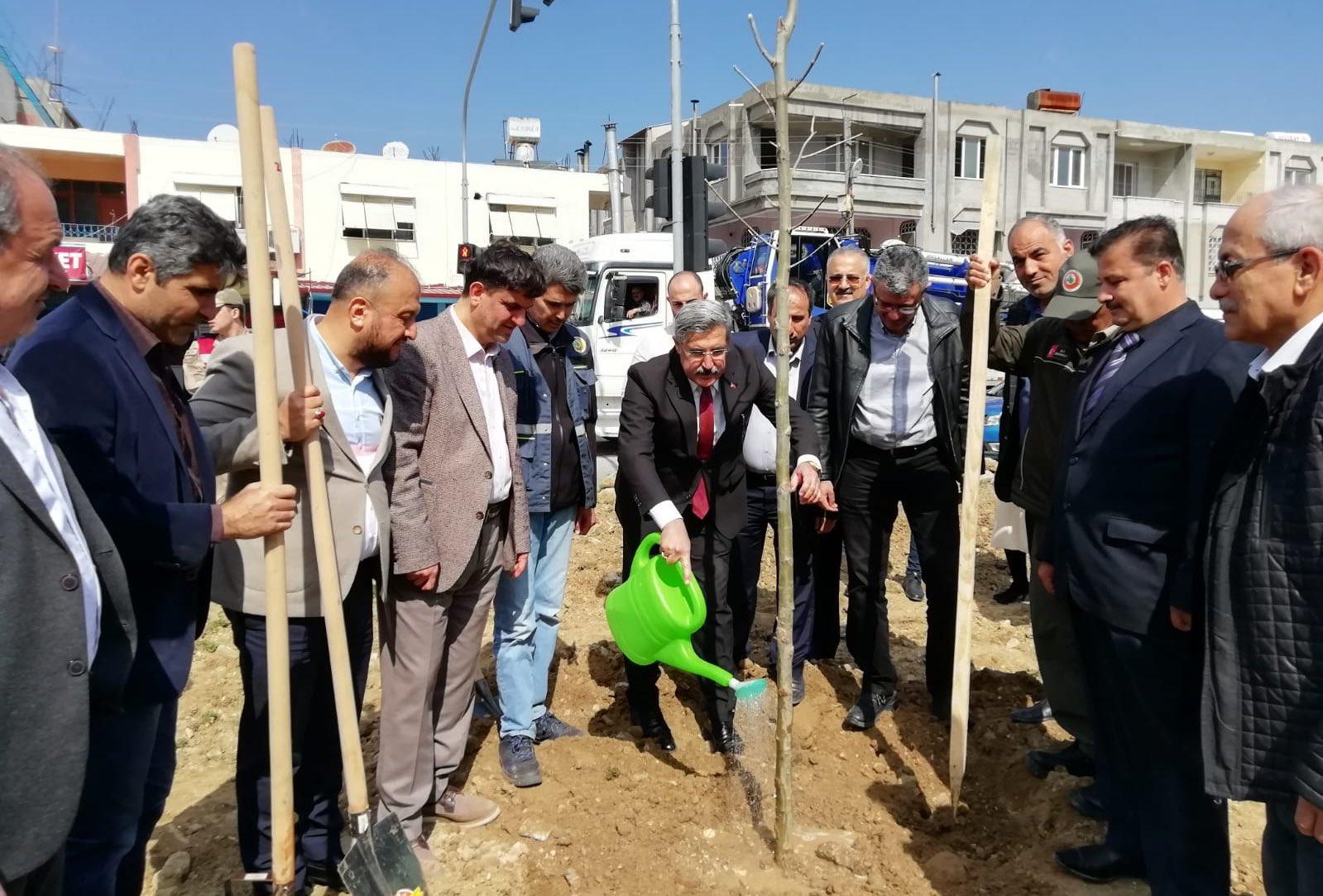 Türkiye'de bir ilk Hatay'da yapılıyor