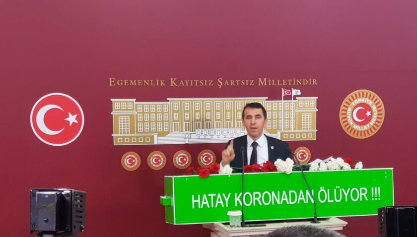 Milletvekili Topal'dan tabutlu çağrı!