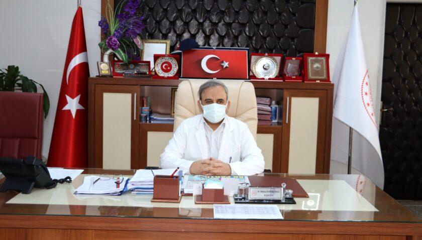 Başhekim Bayrakçıoğlu, hastanenin çehresini değiştirdi
