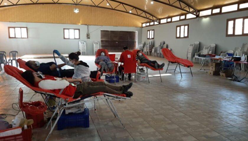 Çetenli'de kan bağışı kampanyası