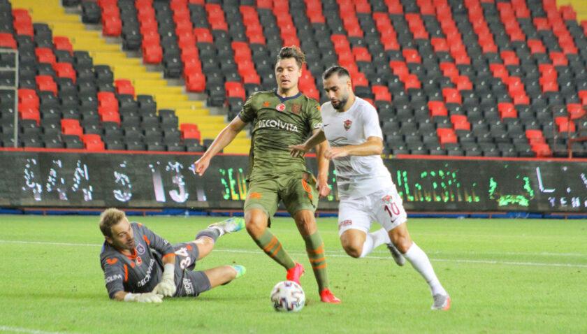 Hatayspor Süper başladı 2-0