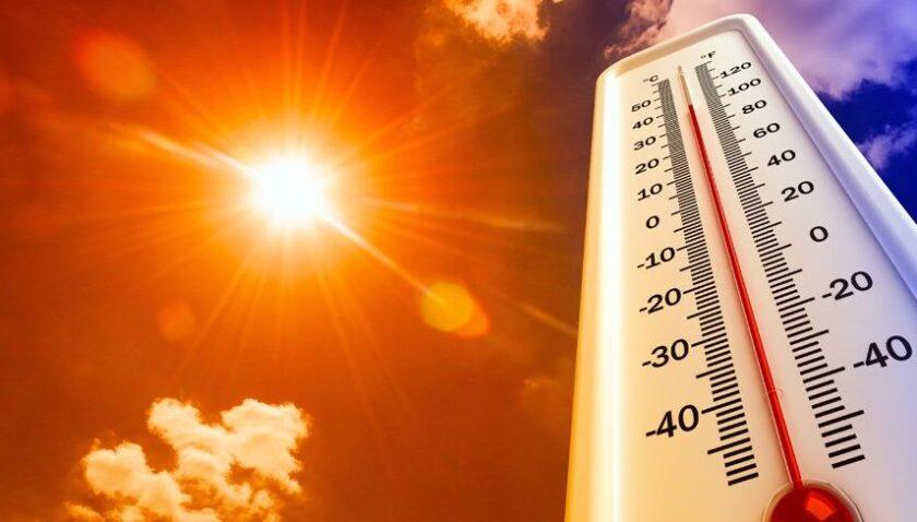 Aşırı sıcak uyarısı!